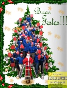 Cartão Natal 2009